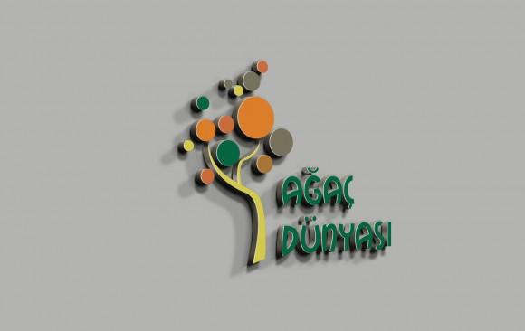 Ağaç Dünyası Logo Tasarımı