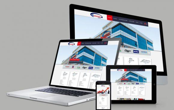 Arpacıoğlu Group Web Tasarımı