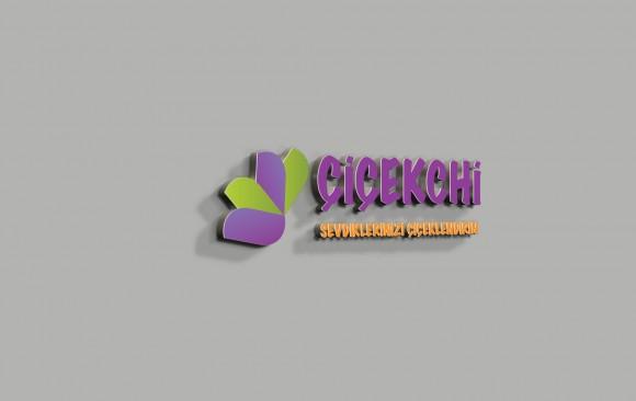 Çicekchi Logo Tasarımı