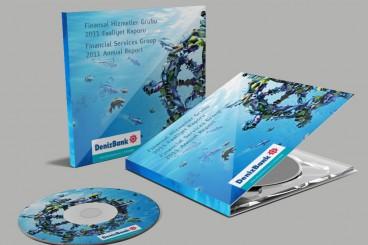 İnteraktif CD Tasarımı