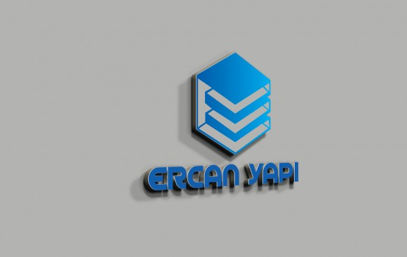 Ercan Yapı Logo Tasarımı