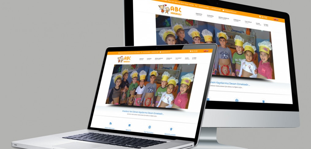 ABC Anaokulu Web Tasarım