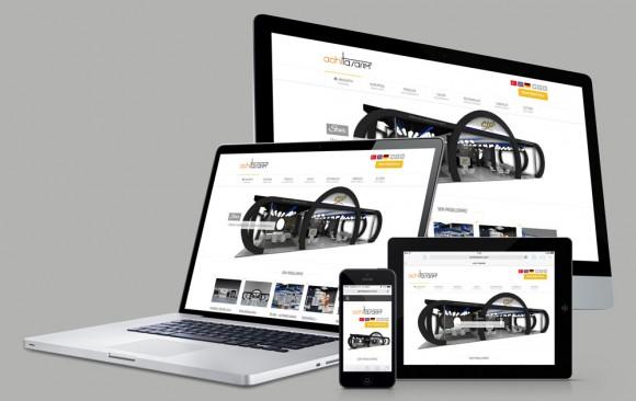 Achi Tasarım Web Tasarımı