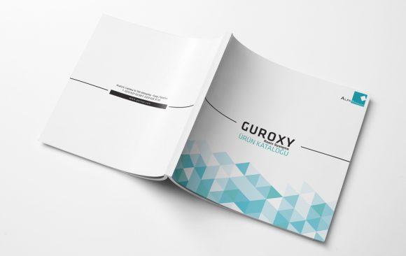 Alfa Terrazzo Katalog Tasarımı