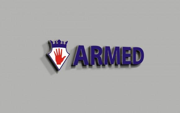 Armed Güvenlik Logo Tasarımı