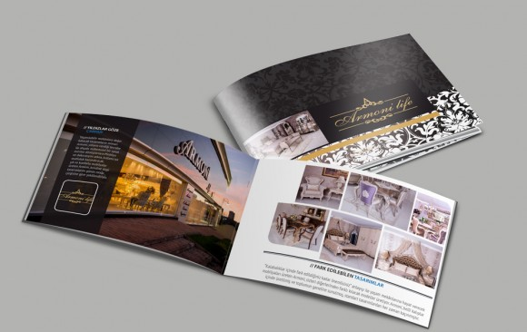 Armoni LIfe Katalog Tasarımı