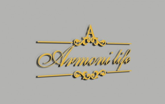 Armoni Lıfe Logo Tasarımı