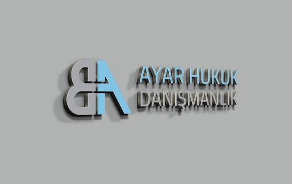 Ayar Hukuk Danışmanlık Logo Tasarımı