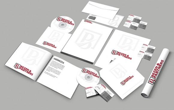 Bezen Partners Kurumsal Kimlik Tasarımı