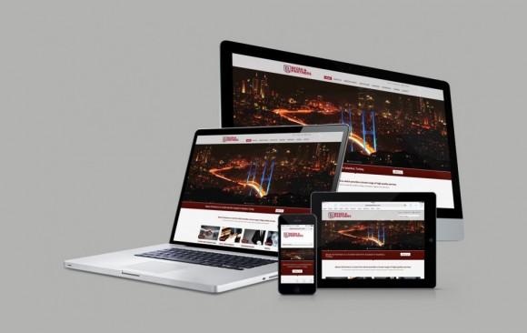 Bezen & Partners Web Tasarımı