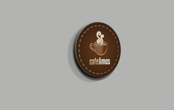Cafe Limos Logo Tasarımı