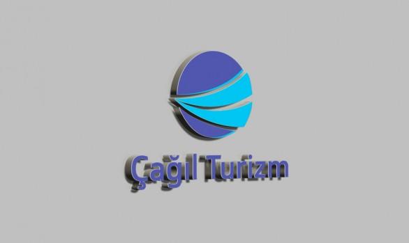 Çağıl Turizm Logo Tasarımı