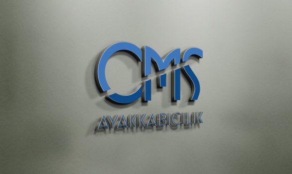 CMS Ayakkabıcılık Logo Tasarımı