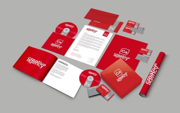 Creatıve Agency Kurumsal Kimlik Tasarımı