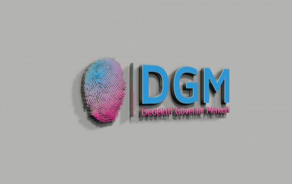 Dedektif Güvenlik Merkezi Logo Tasarımı