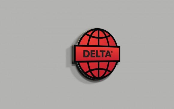 Delta Logo Tasarımı