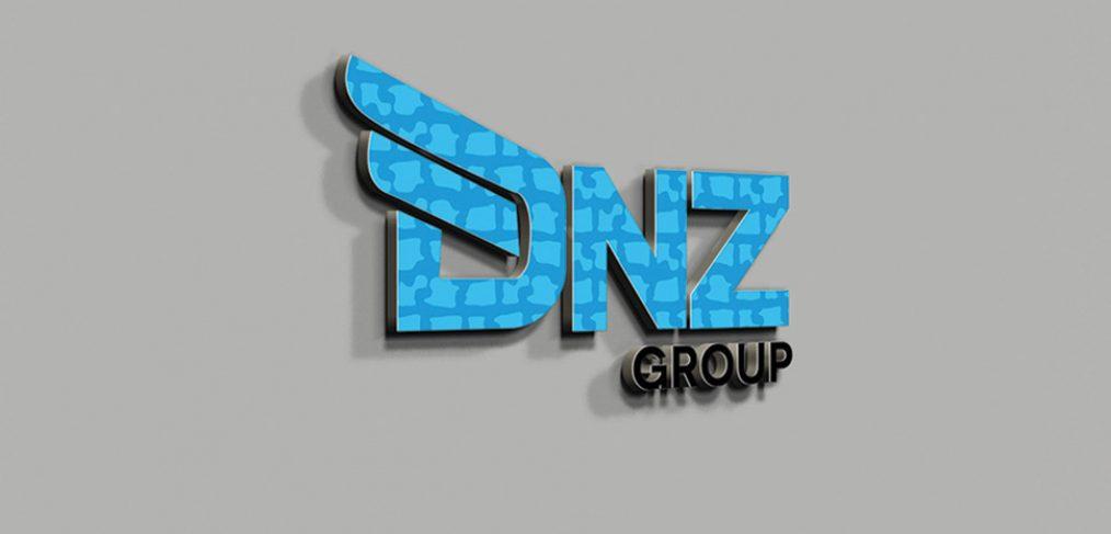 Dnz Group Logo Tasarımı