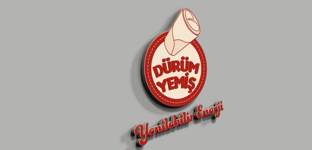 Dürümyemiş Logo Tasarımı
