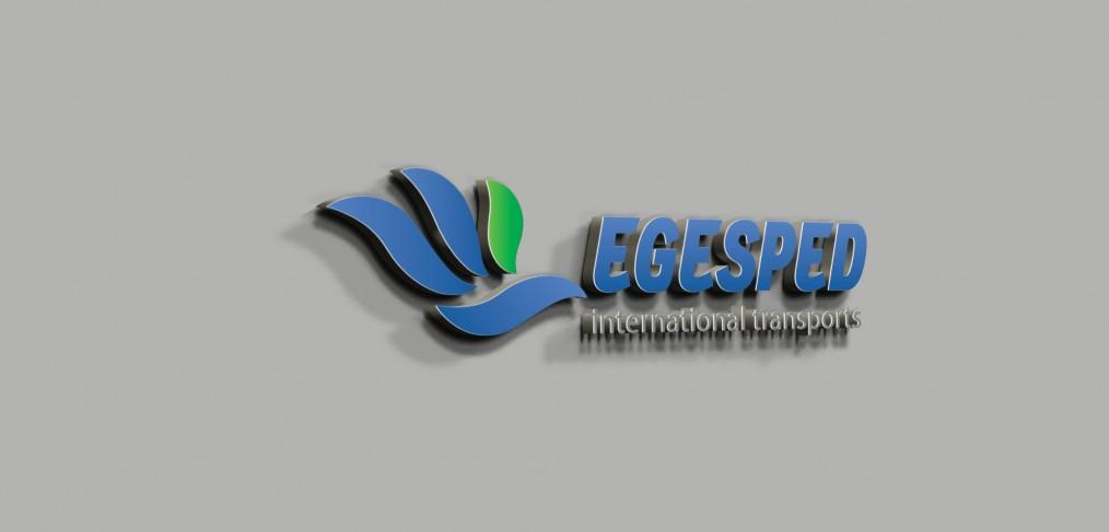 EgeSped Logo Tasarımı