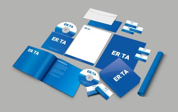 ER-TA A.Ş Kurumsal Kimlik Tasarımı