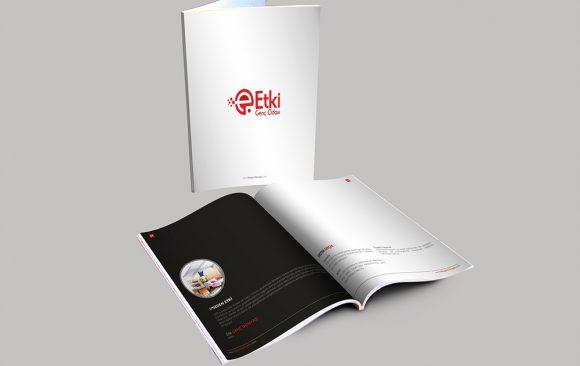 Etki Genç Odası Katalog Tasarımı