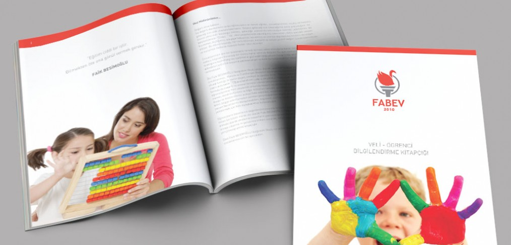 FABEV Vakfı Katalog Tasarımı