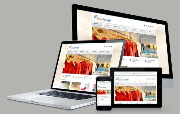 Fella Tekstil Web Tasarımı