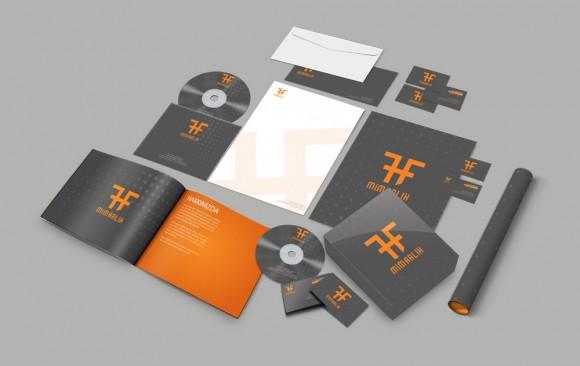 FH Mimarlık Kurumsal Kimlik Tasarımı
