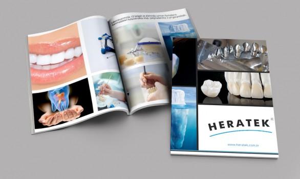 Heratek Katalog Tasarımı