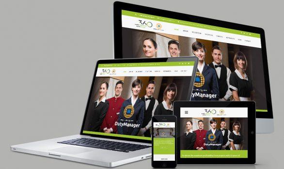 Hotech360 Web Tasarımı