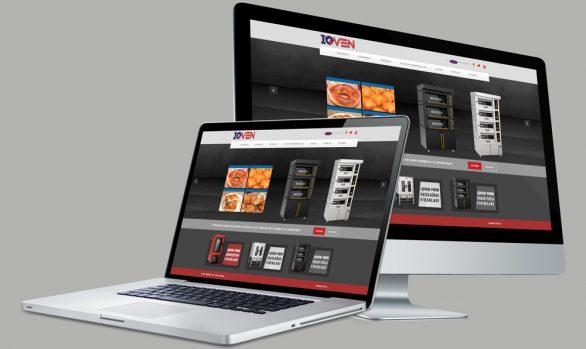 IQVEN Web Tasarımı