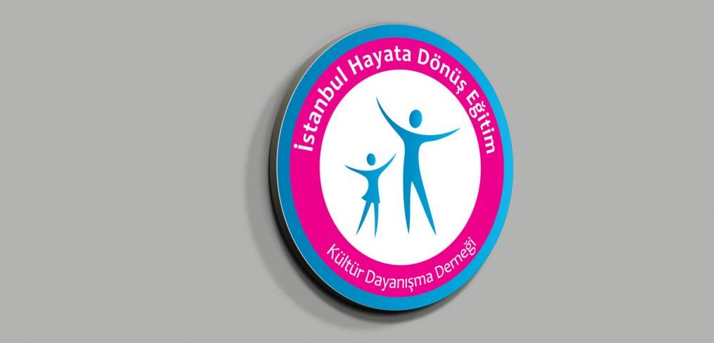 İstanbul Hayata Dönüş Logo Tasarımı