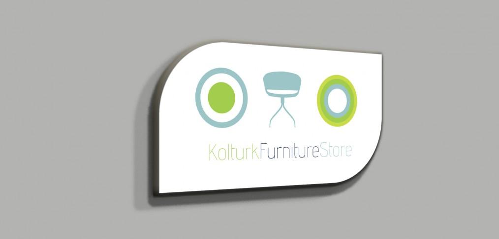 Kolturk Logo Tasarımı
