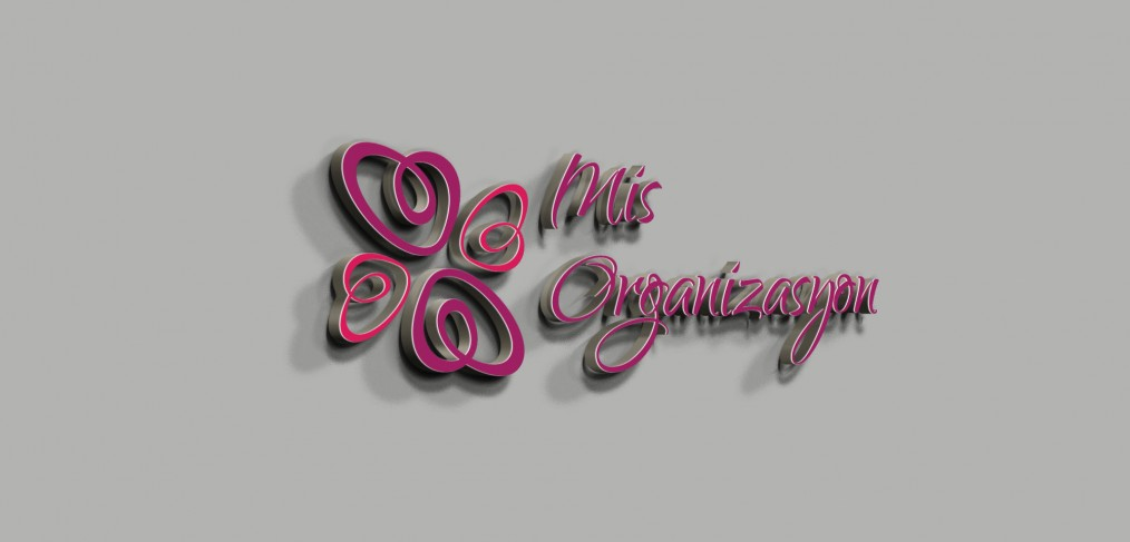 Mis Organizasyon Logo Tasarımı