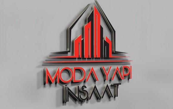 Moda Yapı İnşaat Logo Tasarımı