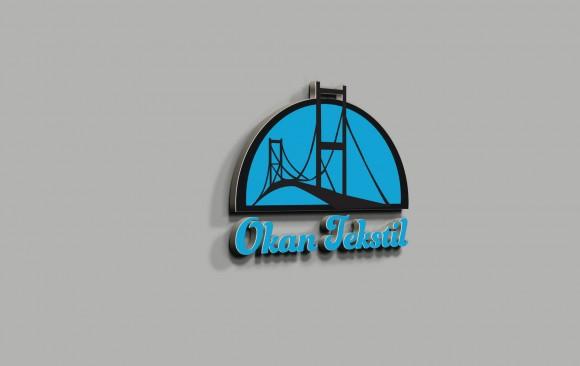 Okan Tekstil Logo Tasarımı