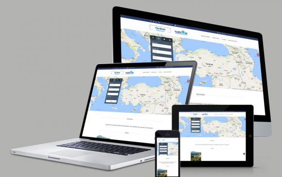 Otel Aktivite Web Tasarımı