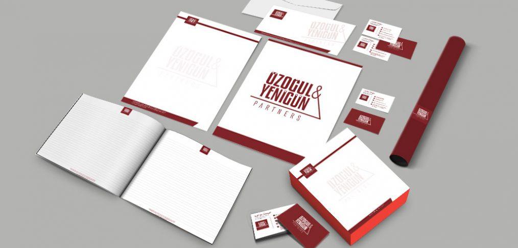 Özoğul Yenigün Partners Logo Tasarımı