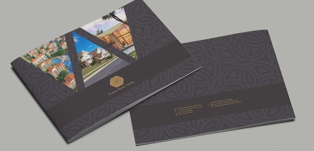 Premier Homes Turkey Katalog Tasarımı