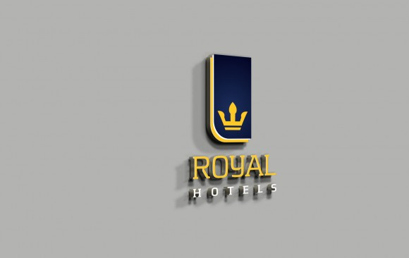 Royal Hotels Logo Tasarımı