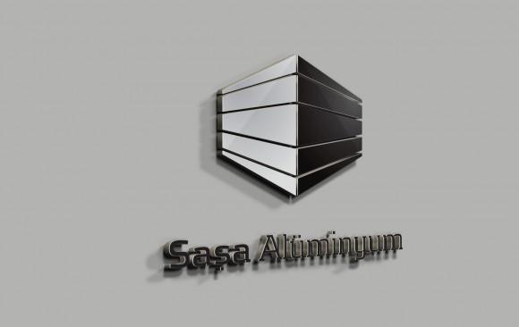 Saşa Alüminyum Logo Tasarımı