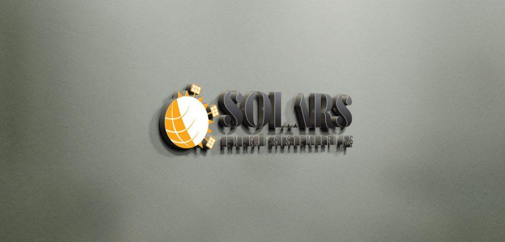 Solars Enerji Sistemleri Logo Tasarımı