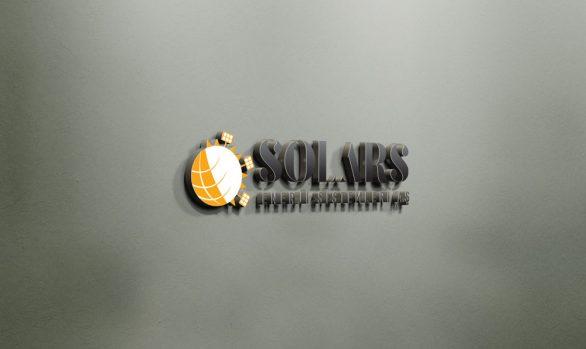 Solars Logo Tasarımı