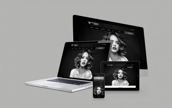 TEO Güzellik Merkezi Web Tasarımı