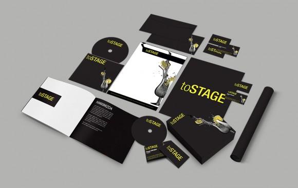 ToStage Kurumsal Kimlik Tasarımı