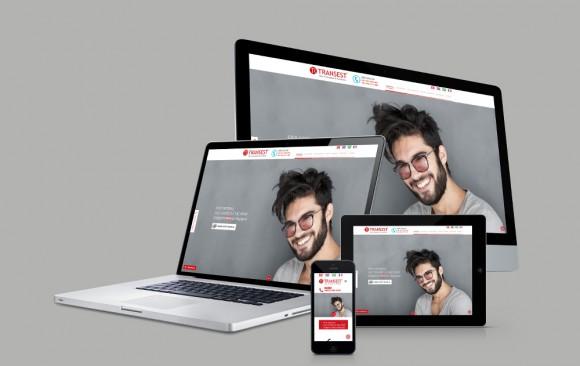 Transest Web Tasarımı