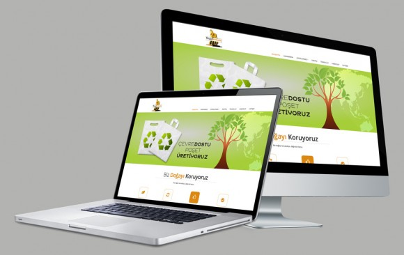 Truva Ambalaj Web Tasarımı