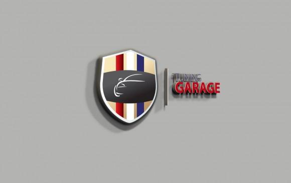 TUNING Garage Logo Tasarımı