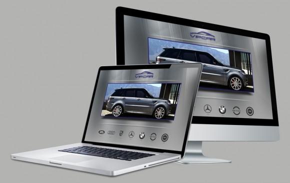 VIPCAR Florya Web Tasarımı