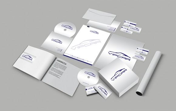 VIPCAR Florya Kurumsal Kimlik Tasarımı